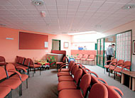 Holsworthy Medical Centre Interior